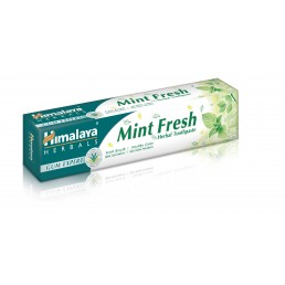 ПАСТА ЗА ЗЪБИ ГЕЛ MINT FRESH 75ML HIMALAYA