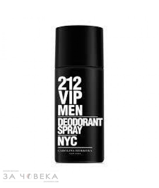 ДЕО 212 VIP MEN 150ML CAROLINA HERRERA