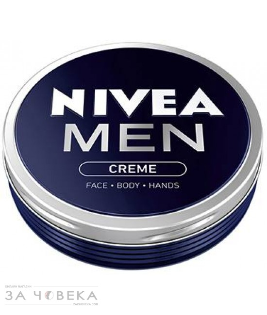 КРЕМ MEN 30ML NIVEA ЗА МЪЖЕ