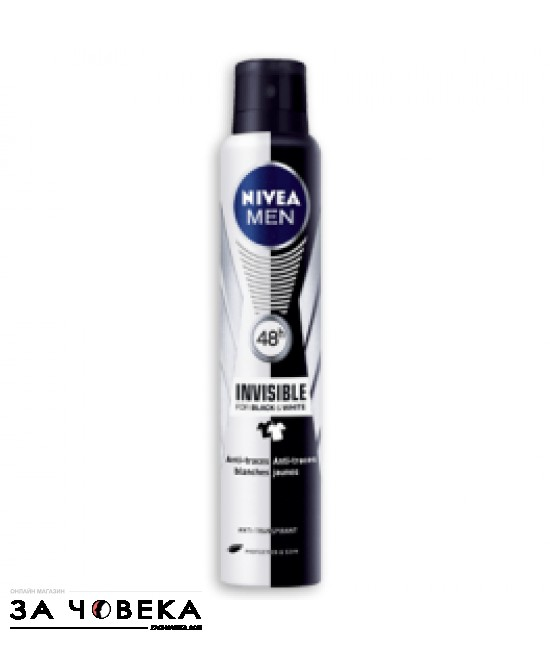 ДЕО INVISIBLE MEN NIVEA