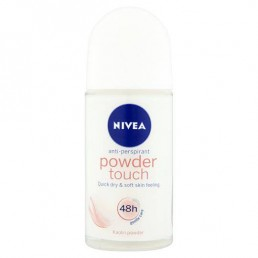РОЛ ОН POWDER TOUCH 50ML NIVEA