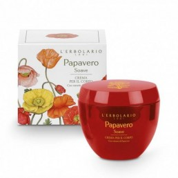 КРЕМ ЗА ТЯЛО PAPAVERO 200ML LERBOLARIO