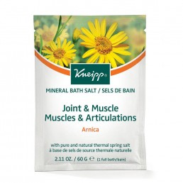 СОЛИ ЗА ВАНА JOINT MUSCLE 60G 402876 KNEIPP