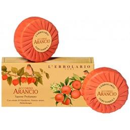 "Сапун портокалов акорд Accordo Arancio 2X100g L'Erbolario | Магазин - ""За Човека"""