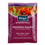 СОЛИ ЗА ВАНА RED POPPY 60G 401989 KNEIPP