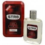АФТЪРШЕЙВ RED CODE 100ML STR8
