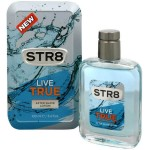 Афтършейв Live True 100ml Str8