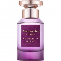 Abercrombie & Fitch Authentic Night EDP 100ml за жени тестер
