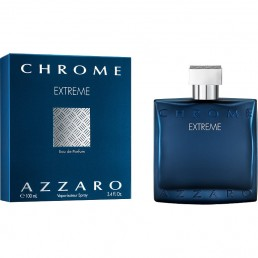 """Azzaro Chrome Extreme EDP 100ml за мъже   Магазин """"За Човека"""""""