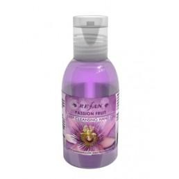 Антибактериален дълбоко почистващ гел за ръце Passion Fruit 50ml Refan