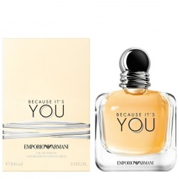 GIORGIO ARMANI BECAUSE IT'S YOU EDP 100ML ЗА ЖЕНИ