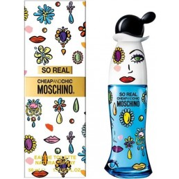 "Moschino So Real Cheap & Chic EDT 50ml за жени | Магазин - ""За Човека"""