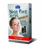 Лепенки за нос с активен въглен Purederm