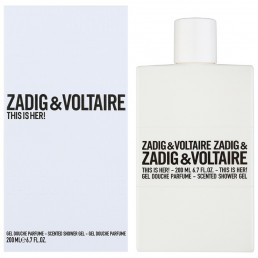 "Душ гел This Is Her 200ml Zadig & Voltaire за жени | Магазин - ""За Човека"""