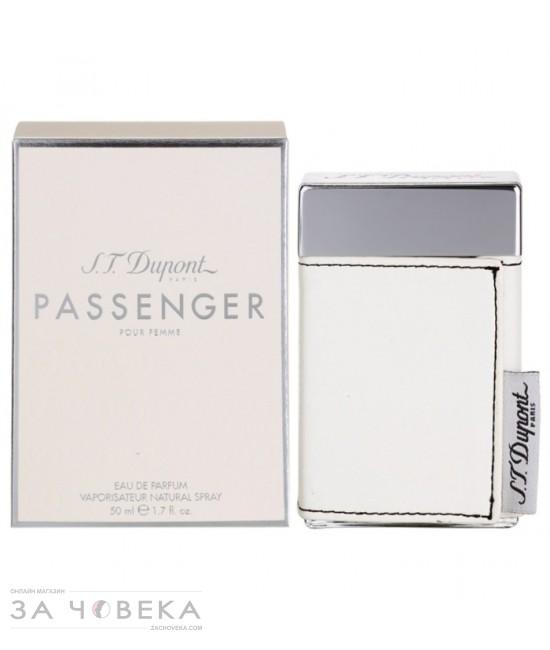 "S.T.Dupont Passenger Pour Femme EDP 50ml за жени | Магазин - ""За Човека"""