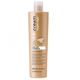 "Шампоан за фина и безжизнена коса Pro Age 300ml Ice Cream Inebrya | Магазин - ""За Човека"""