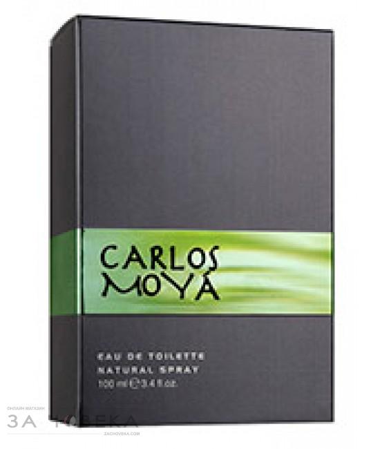 """Carlos Moya Green EDT 100ml за мъже   Магазин - """"За Човека"""""""