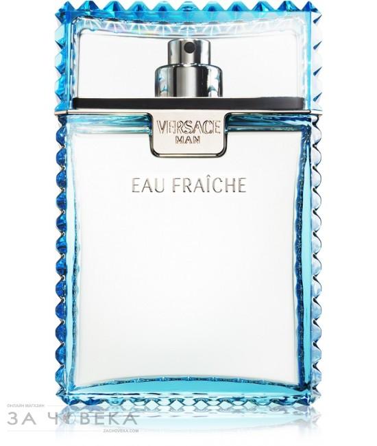 """Versace Man Eau Fraiche EDT 100ml за мъже тестер   Магазин - """"За Човека"""""""
