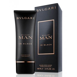 АФТЪРШЕЙВ БАЛСАМ MAN IN BLACK 100ML BVLGARI