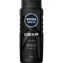 ДУШ ГЕЛ DEEP MEN 500ML NIVEA