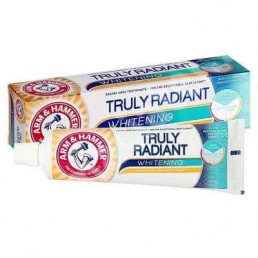 ПАСТА ЗА ЗЪБИ TRULY RADIANT WHITENS STRENGTHES 75ML ARM HAMMER