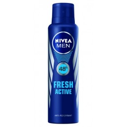 ДЕО FRESH ACTIVE 200ML NIVEA