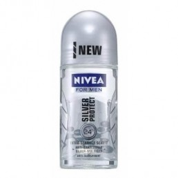 ДЕЗОДОРАНТ SILVER PROTECT MAN 35ML NIVEA