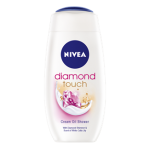 Душ гел Diamond Touch Creme Oil Nivea