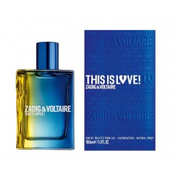 Zadig & Voltaire This Is Love! EDP 50ml за мъже