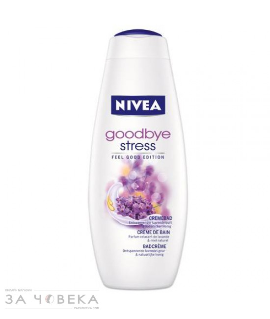 ДУШ ГЕЛ GOODBYE STRESS 750ML NIVEA