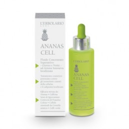"Антицелулитен флуид за тяло Ananas Cell 100ml L'Erbolario | Магазин - ""За Човека"""