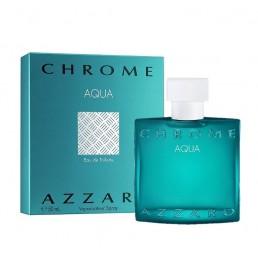 """Azzaro Chrome Aqua EDT 100ml за мъже   Магазин """"За Човека"""""""