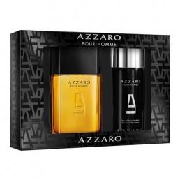 "Azzaro Pour Homme комплект EDT 100ml + део стик 75ml за мъже  | Магазин ""За Човека"""
