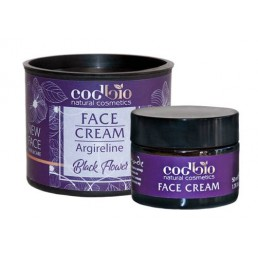 "Крем за лице хидратиращ Black Flower Argilerine 50ml Codbio | Магазин - ""За Човека"""