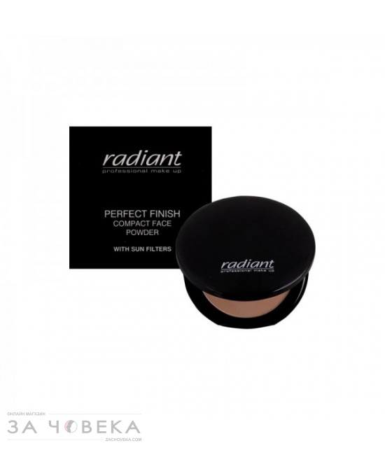 "Пудра Perfect Finish Compact Powder Radiant | Магазин - ""За Човека"""