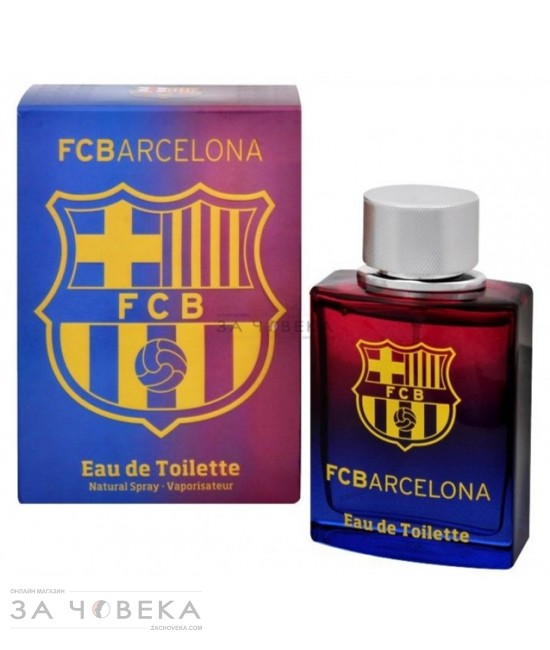 AIR-VAL FC BARCELONA EDT 100ML ЗА МЪЖЕ