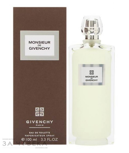 GIVENCHY MONSIEUR DE GIVENCHY EDT 100ML ЗА МЪЖЕ
