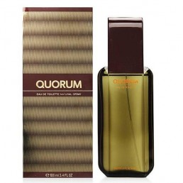 "Antonio Puig Quorum EDT 100ml за мъже | Магазин - ""За Човека"""