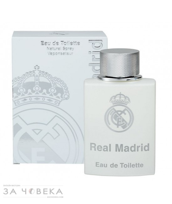 AIR-VAL FC REAL MADRID EDT 100ML ЗА МЪЖЕ