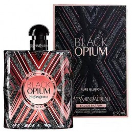 "YVES SAINT LAURENT BLACK OPIUM PURE ILLUSION EDP 50ML ЗА ЖЕНИ | Магазин - ""За Човека"""