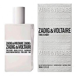 "Zadig & Voltaire This Is Her EDP 50ml за жени | Магазин - ""За Човека"""