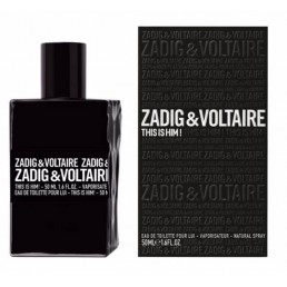 ZADIG & VOLTAIRE THIS IS HIM EDT 50ML ЗА МЪЖЕ