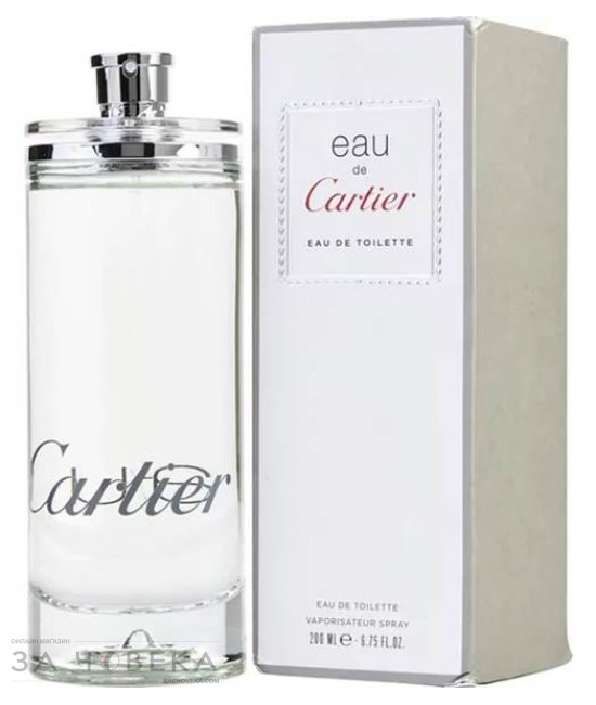 CARTIER EAU DE CARTIER EDT 200ML ЗА МЪЖЕ И ЖЕНИ