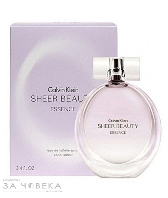 CALVIN KLEIN SHEER BEAUTY ESSENCE EDT 100ML ЗА ЖЕНИ