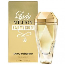 PACO RABANNE LADY MILLION EAU MY GOLD EDT 80ML ЗА ЖЕНИ