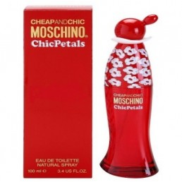 "Moschino Cheap And Chic Petals EDT 100ml за жени | Магазин - ""За Човека"""