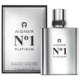 AIGNER NO.1 PLATINUM EDT 100ML ЗА МЪЖЕ