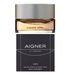 AIGNER IN LEATHER MAN EDT 75ML ЗА МЪЖЕ