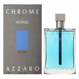 AZZARO CHROME INTENSE EDT 100ML ЗА МЪЖЕ
