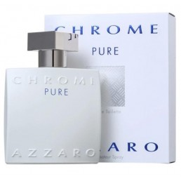 AZZARO CHROME PURE EDT 100ML ЗА МЪЖЕ